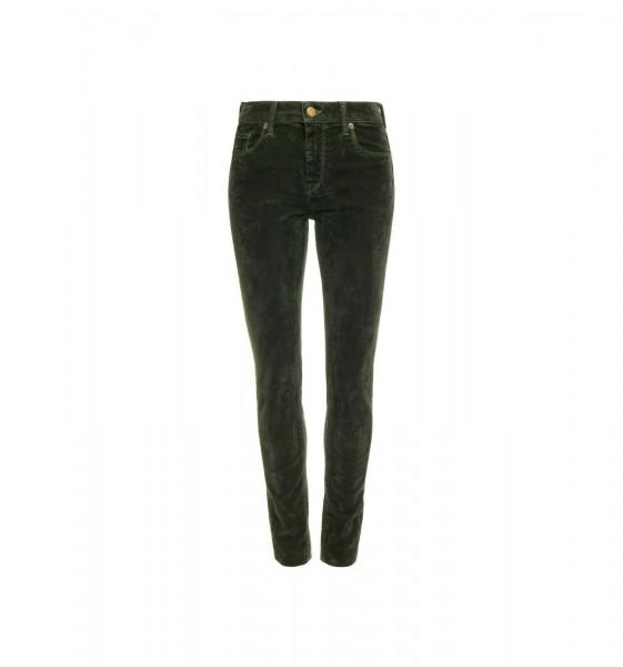 Pepe Jeans Damen Jeans Regent Velvet 5 Pocket Jeanshose