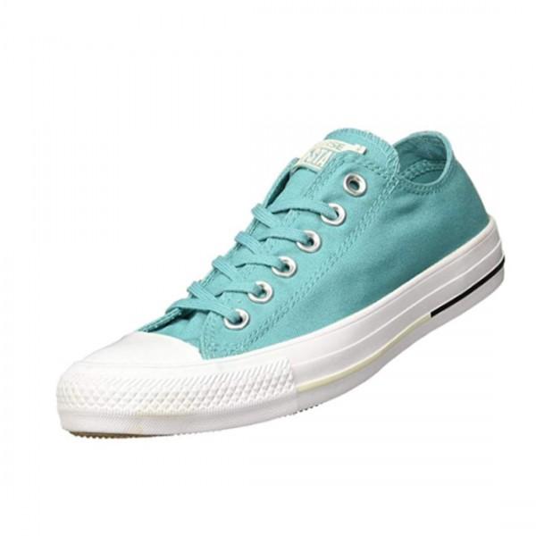 Converse All Star Unisex Schuhe Sneaker Shield Canvas OX Aquablue