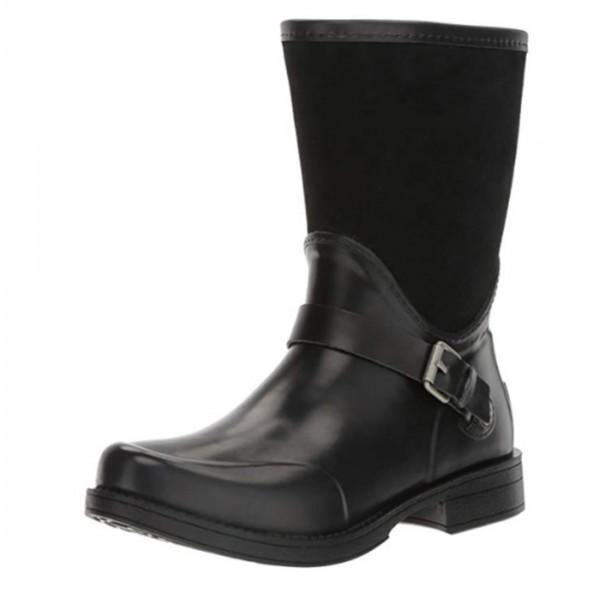 UGG® Sivada Black Damen Stiefel Stiefelette Schuhe Schwarz