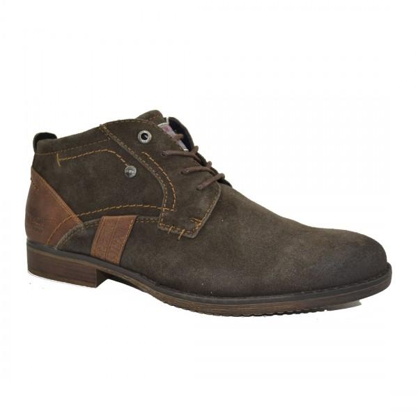Tom Tailor Herren Schuhe 3780903 Sneaker Schuh Boots Sneakers Braun