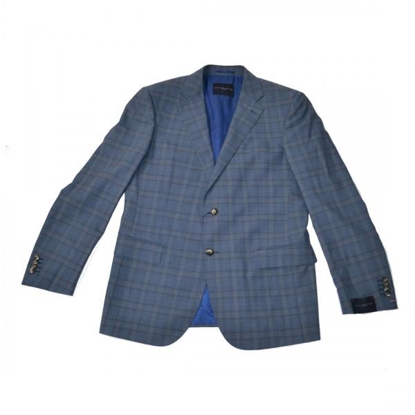 Tommy Hilfiger Anzug Kevin Brooks Karo TT57829364