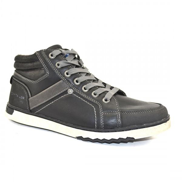 Tom Tailor Herren Schuhe 3781404 Sneaker Schuh Boots Sneakers Schwarz