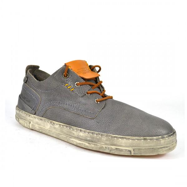 Yellow Cab SEAL M Sneakers Y12244 Leder Sneaker Herren Schnürschuh Grey