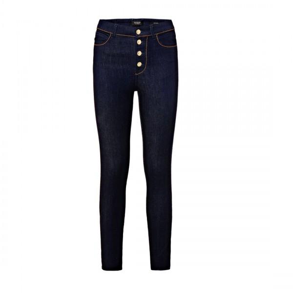 Guess Damen Jeans high waist skinny Jeans Hose