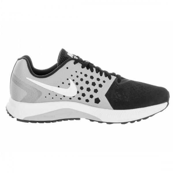 Nike Running Zoom Span Herren Jogging Schuhe schwarz