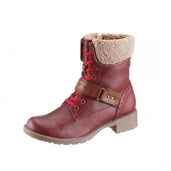 City Walk Damen Schuhe Stiefel Boots Winterschuhe
