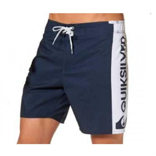 Quiksilver Herren Boardshorts Badeshorts Schwimmshorts Shorts blau