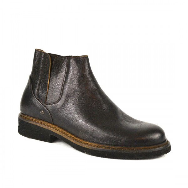 Yellow Cab Leder Stiefel Damen Stiefeletten Chelsea Boots