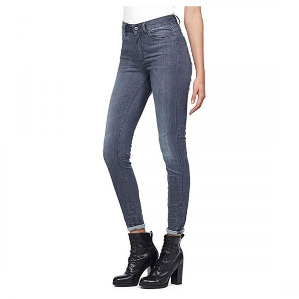 G-Star Raw Damen Jeanshose Shape High Super Skinny W Jeans
