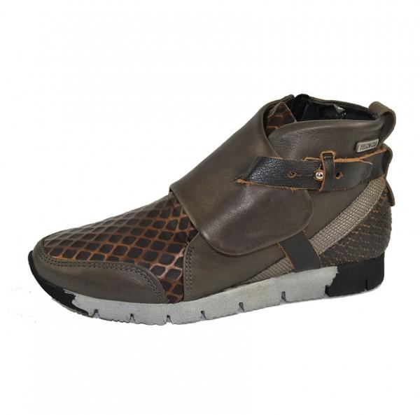 Yellow Cab Damen Topic Y26138 Schuhe Leder Boots Stiefel