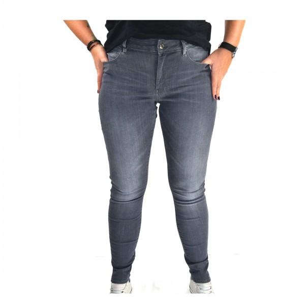 G-Star Raw Damen Hose Jeanshose Shape grau