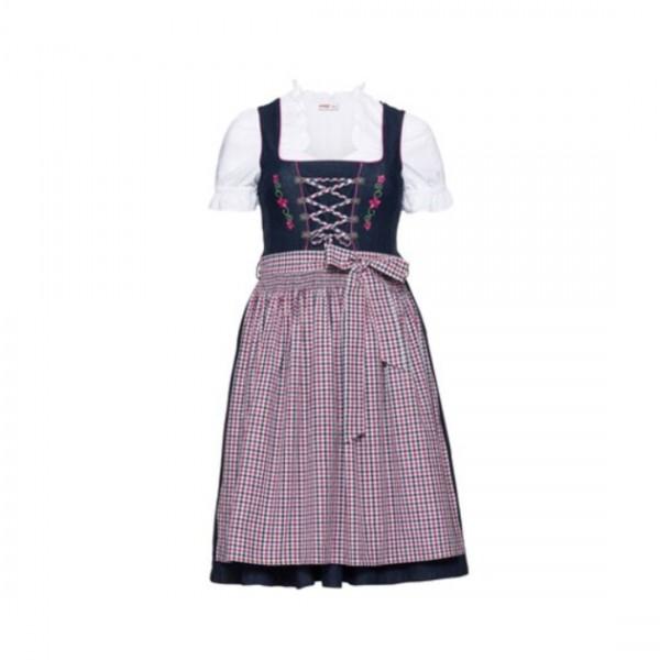 Sheego Damen Dirndl Trachten Oktoberfest Party Kleid Erntedank Puls Size