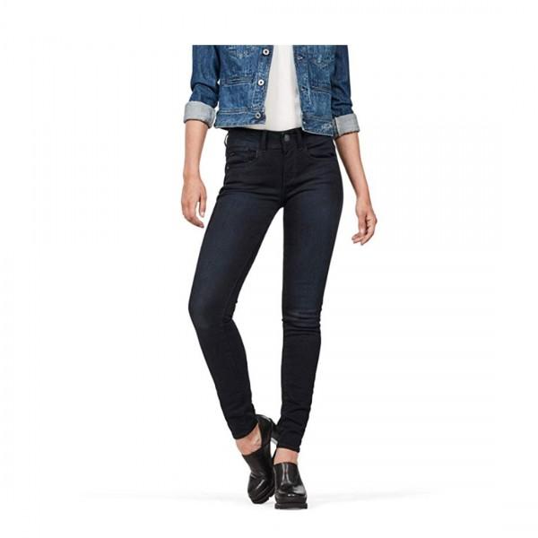 G-Star Damen Hose Jeans Lynn Mid Skinny