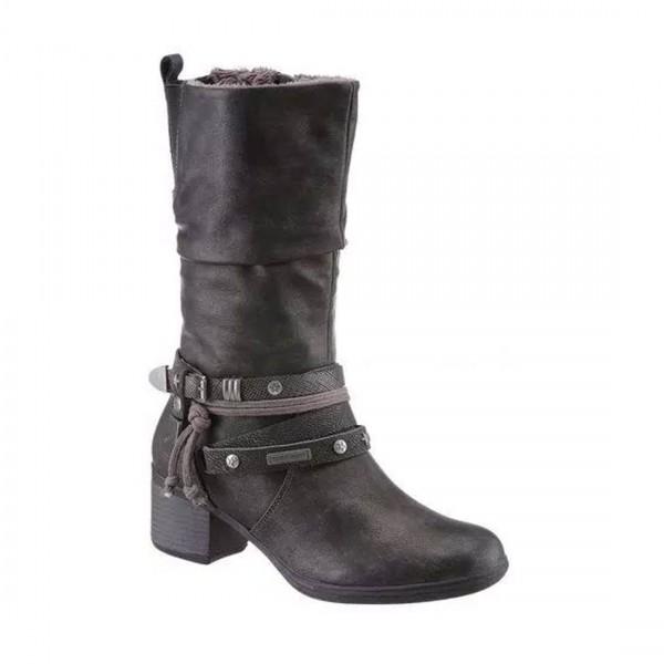 Dockers by Gerli Damen Stiefel Boots Stiefeletten Schuh