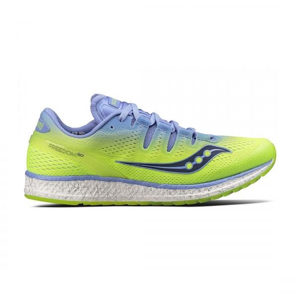 Saucony Damen Laufschuhe FREEDOM ISO Running Sneaker Schuhe S10355-4