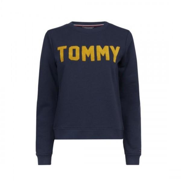 Tommy Hilfiger Damen Sweatshirt Pullover