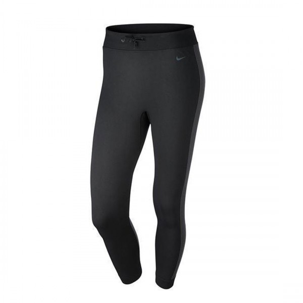 Nike Damen Running Tight Laufhose schwarz Fitness