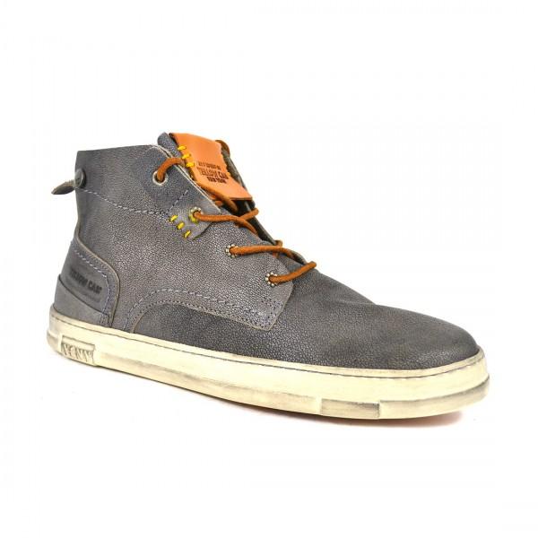 Yellow Cab SEAL M Sneakers Y15415 Leder Sneaker Grey Herren Halbschuh