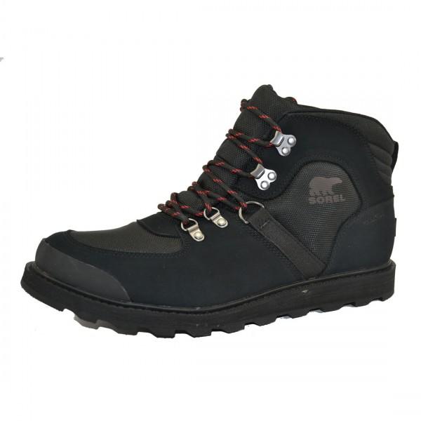 Sorel Madson Sport Hiker Herren Boots Waterproof Stiefel Schuhe Schwarz