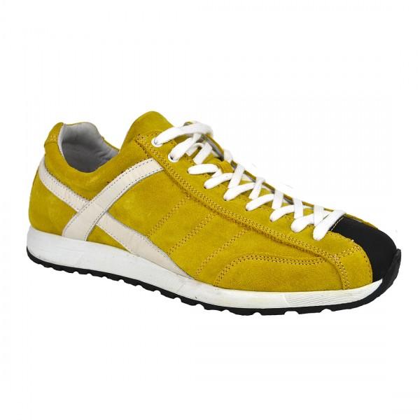 Yellow Cab SCORE M Sneakers Y12190 Leder Sneaker Yellow Herren Schuh