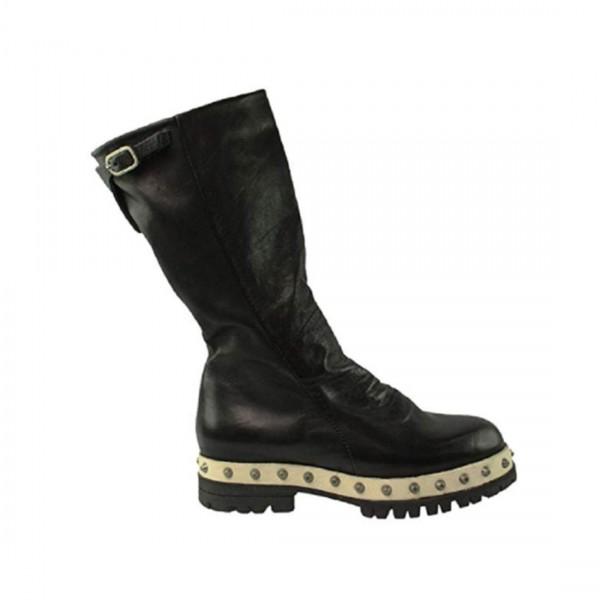 A.S.98 Airstep Damen Schuhe Blade Biker Boots Stiefel Nieten