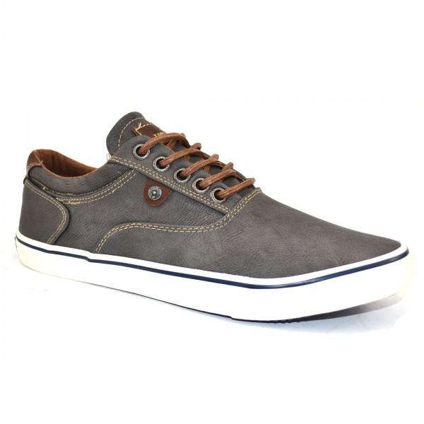 Tom Tailor Herren Schuhe 3781502 Sneaker Schnürschuhe Schuh Sneakers Grau