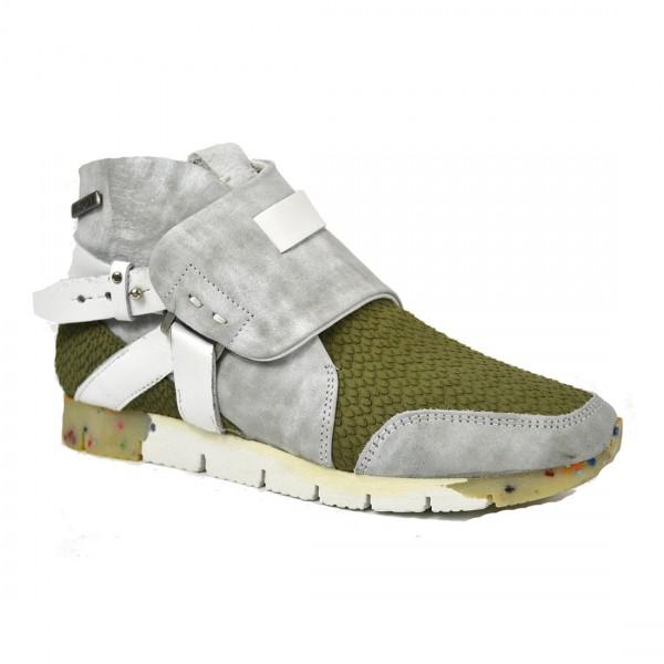 Yellow Cab Damen Topic Y26159 Schuhe Leder Boots Stiefel