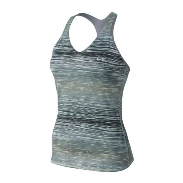 Nike Dri-Fit Tank Top Sporttop Running Fitness Tennis grau