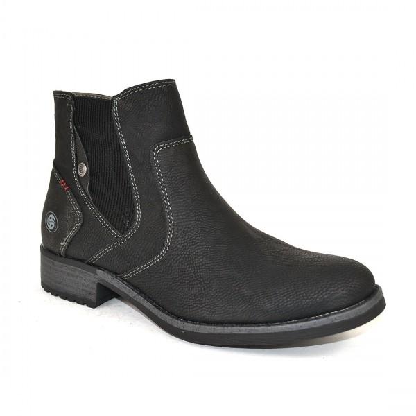 Dockers by Gerli Damen Chelsea Boots Stiefeletten Stiefel Schuh