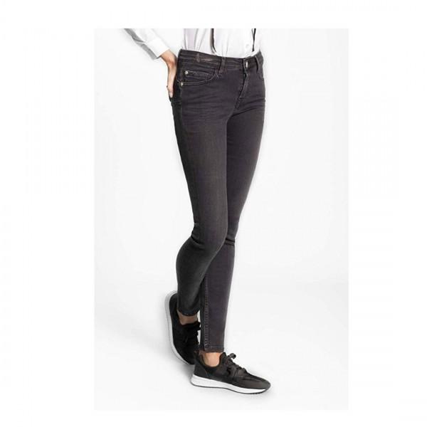 Blue Fire Co Damen Jeans Nancy Slim Fit BEFINE