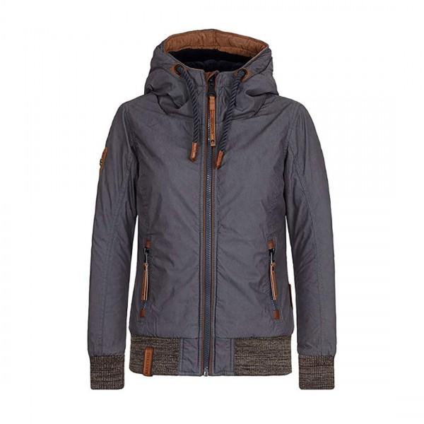 Naketano Damen Jacke Parka Mantel Echte Lutschkultur Jacket