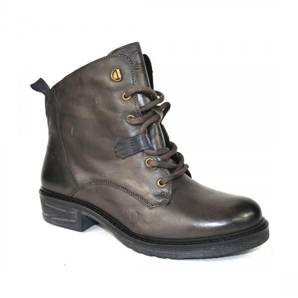 BE NATURAL by Jana Stiefelette Damen Leder Stiefel Boots