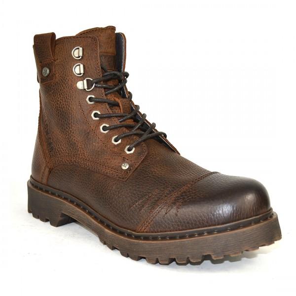 Yellow Cab Herren Stone M Y15445 Leder Stiefel Boots Schuh TAN