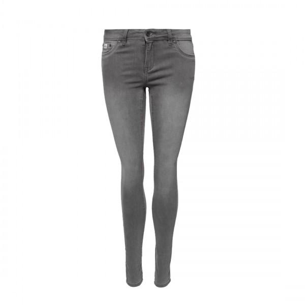 Superdry Damen Jeans Jegging Alexia Vintage grau