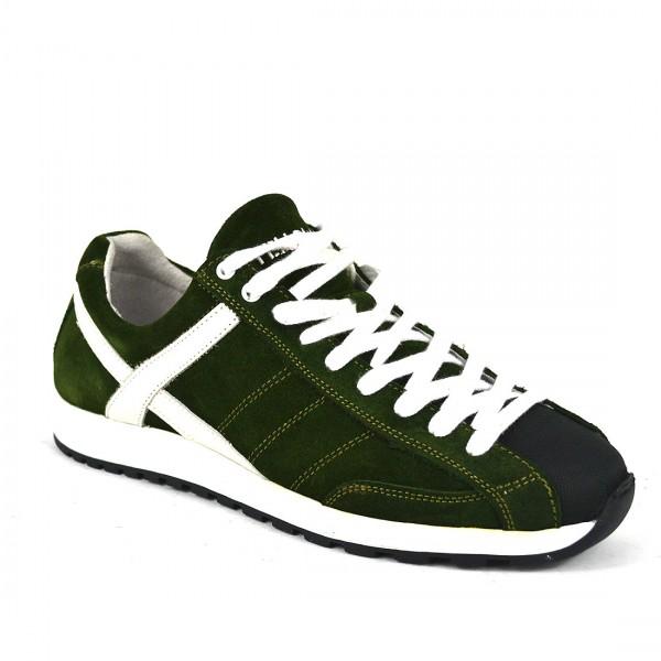 Yellow Cab SCORE M Sneakers Y12190 Leder Sneaker Moss Herren Schuh