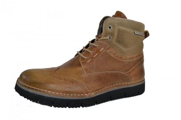 Yellow Cab Herren Creak M Y18072 Leder Schuhe Boots Stiefel