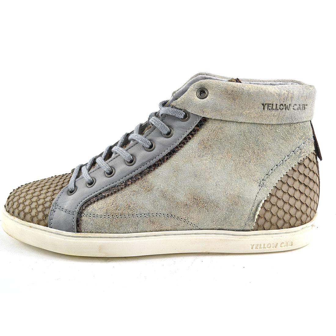 Yellow Cab Damen Sneaker Y25142 Mild W Hi Top Schuhe Off White Weiß