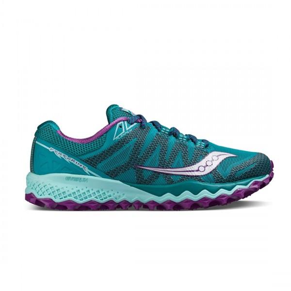 Saucony Damen Laufschuhe PEREGRINE 7 Running Sneaker Schuhe S10359-2