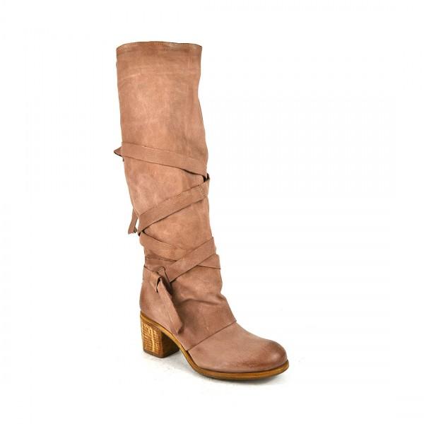 A.S.98 Airstep Stiefel Stiefelette Leder Boots Damen Lederstiefel