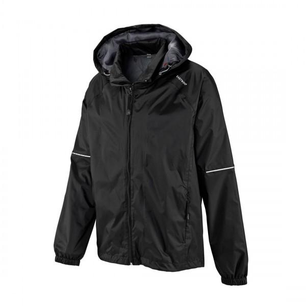 Eastwind Herren Sport Outdoorjacke Wind Trekking Jacke mit Kapuze schwarz