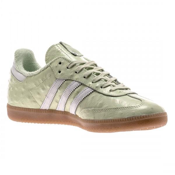 Adidas Damen Sneaker Samba w Naked Schuhe Leder Mint