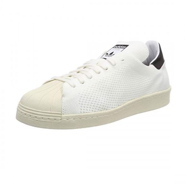Adidas Herren Sneaker Superstar 80s Primeknit Originals Schuhe