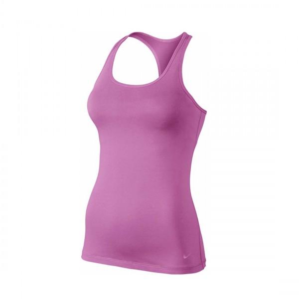 Nike Dri-Fit Tank Top Sporttop Running Fitness rosa Shirt