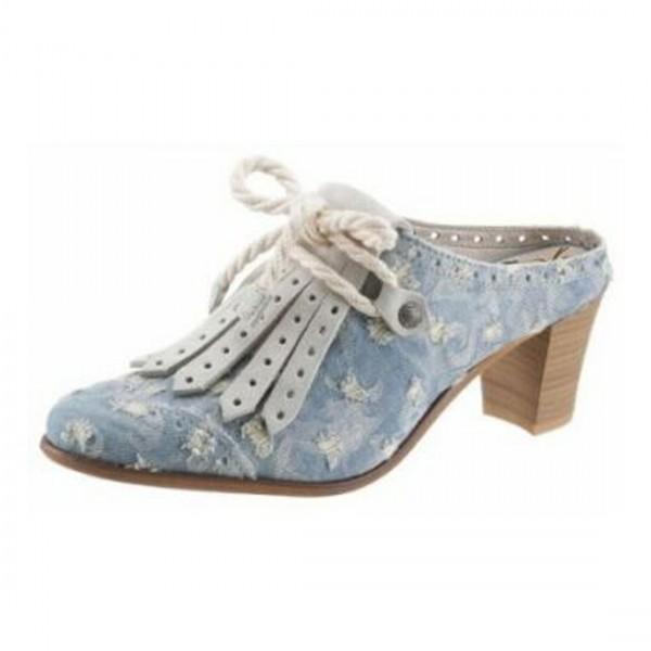 Dkode Damen Schuhe Pumps Sommerschuhe Pump Sandale