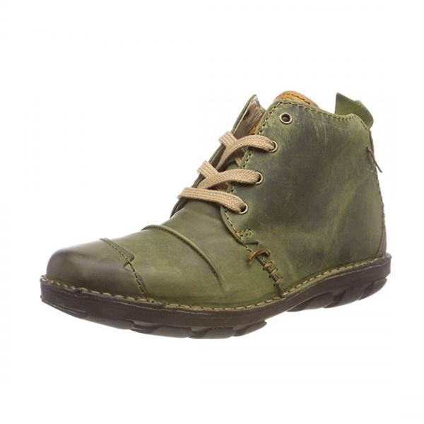 Rovers Damen Schuhe Stiefelette Edelbotte Leder Boots Portland Kiwi
