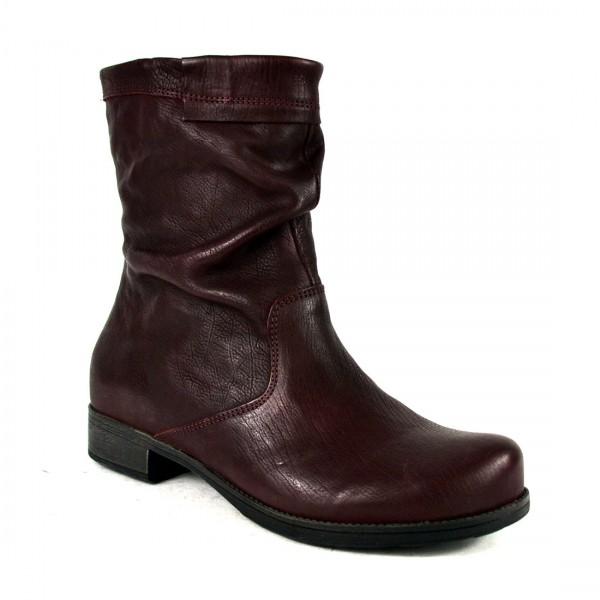 Think! Denk Stiefelette Leder Boots Denk! Damen Stiefel